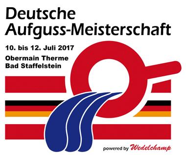 Sponsor der Deutschen Aufguss-Meisterschaft