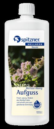 Spitzner Saunaaufguss Melisse-Honig