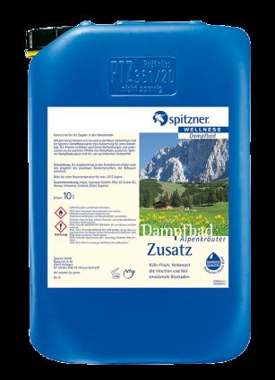 Dampfbadzusatz Alpenkräuter
