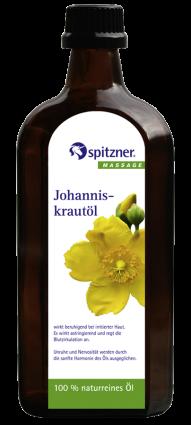Johanniskrautöl