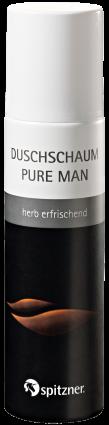 Duschschaum Pure Man