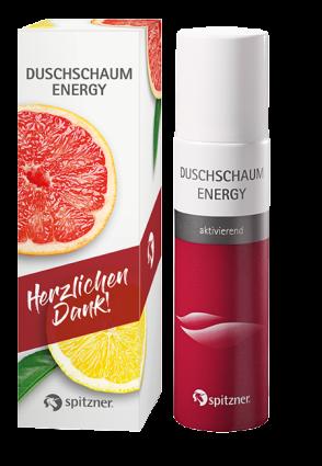 Set Duschschaum Energy