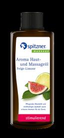 Aroma Haut- und Massageöl Feige-Limone