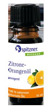 Zitrone-Orangenöl