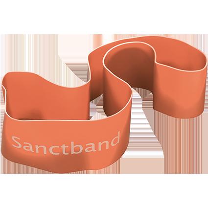 Spitzner Sanctband Loop, Pfirsich