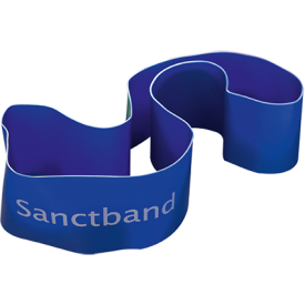 Sanctband Loop, Blaubeere