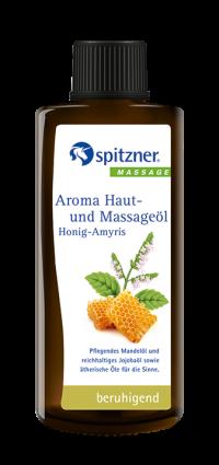Aroma Haut- und Massageöl Honig-Amyris