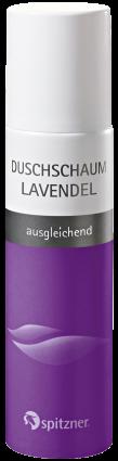 Duschschaum Lavendel