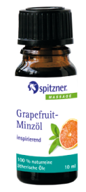 Grapefruit-Minzöl