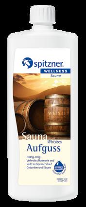 Spitzner Saunaaufguss Whiskey