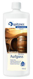 Saunaaufguss Whiskey