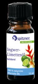 Ingwer-Limettenöl