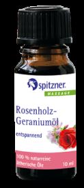 Rosenholz-Geraniumöl