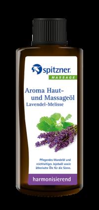 Aroma Haut- und Massageöl Lavendel-Melisse