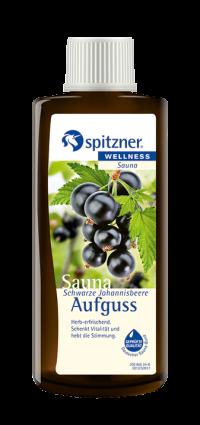 Spitzner Saunaaufguss Schwarze Johannisbeere