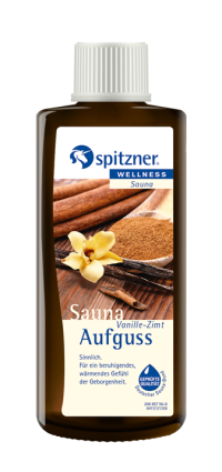 Spitzner Saunaaufguss Vanille-Zimt