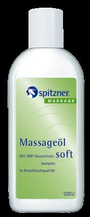 Spitzner Massageöl soft
