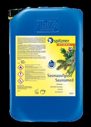 Spitzner Saunaaufguss Saunamed