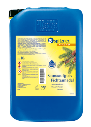 Spitzner Saunaaufguss Fichtennadel