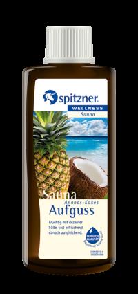 Spitzner Saunaaufguss Ananas-Kokos