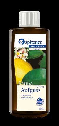 Spitzner Saunaaufguss Citrus