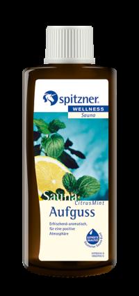 Spitzner Saunaaufguss Citrus Mint