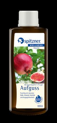 Spitzner Saunaaufguss Granatapfel-Feige