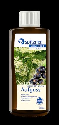 Spitzner Saunaaufguss Holunder-Cassis