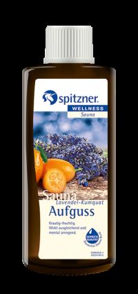Spitzner Saunaaufguss Lavendel-Kumquat