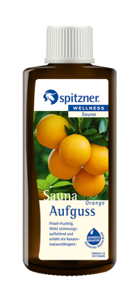 Spitzner Saunaaufguss Orange