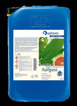 Spitzner Saunaaufguss Salbei-Grapefruit