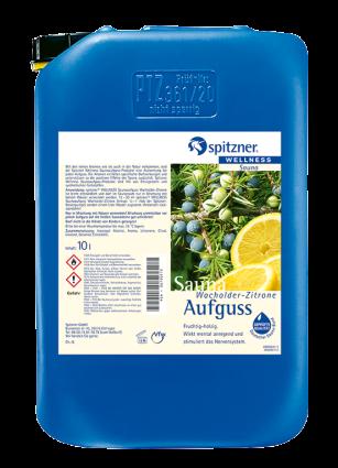 Spitzner Saunaaufguss Wacholder-Zitrone
