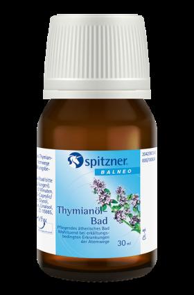 Spitzner Thymianöl-Bad